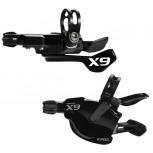 Shifter Sram X.9 Trigger 10v