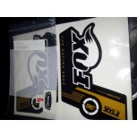 Kit Stikers Fork Fox 36 Talas RLC Fit 2012