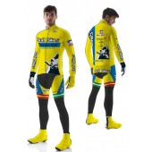 Bull Bikes Winter Race Line Yellow Fluo