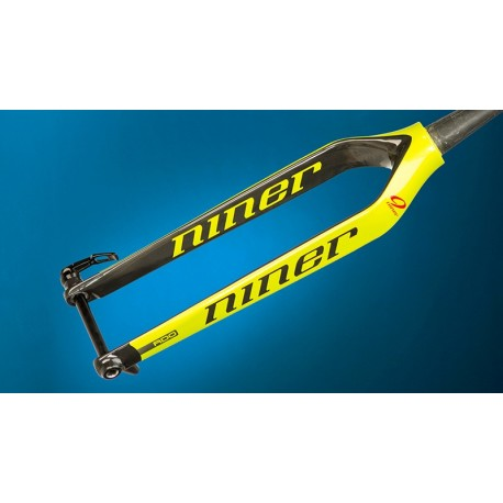 Niner Carbon RDO Fork Yellow