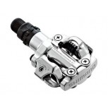 Shimano PD-M520 Pedals Silver