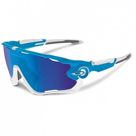 Gafas Oakley Jaw Breaker Polished White/Jade Iridium