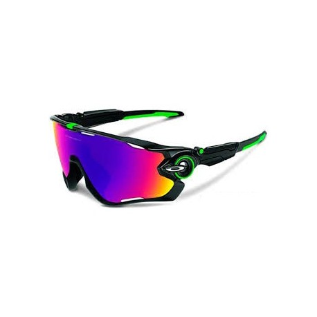 Gafas Oakley Jaw Breaker Cavendish Polished Black/Prizm