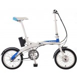 Bicicleta eléctrica plegable Old Sea Dog 14″