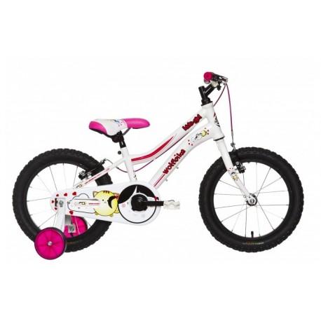"""Bicicleta Infantil 16"""" Niña"""
