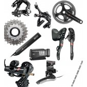 Campagnolo Super Record EPS Electronic Groupset 2015