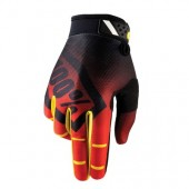 Gloves 100% Corpo Rojo