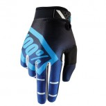 Gloves 100% RideFit Corpo Blue