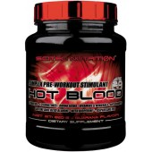 Hot Blood Scitec 300gr