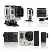 Camera HD GoPro Hero 3+ Silver