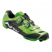 Northave Extreme XC MTB Green Shoes 2016