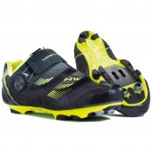 Northwave Nirvana Shoes Black/Yellow