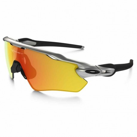 Gafas Oakley Radar lock EV Patch POLISHED BLACK/GREY