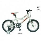 Bicicleta Infantil Kid 16 Azul