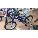 Bicicleta Infantil Kid 20 Azul