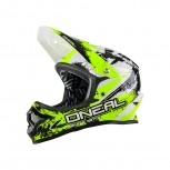 Casco O´neal Backflip Fidlock DH RL2 SHOCKER Fluo