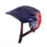 O´neal Defender Helmet Blue-Red