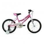 """BicicletaJL-WENTI 18"""" infantil Niña"""