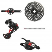 Groupset Sram X.01 Eagle