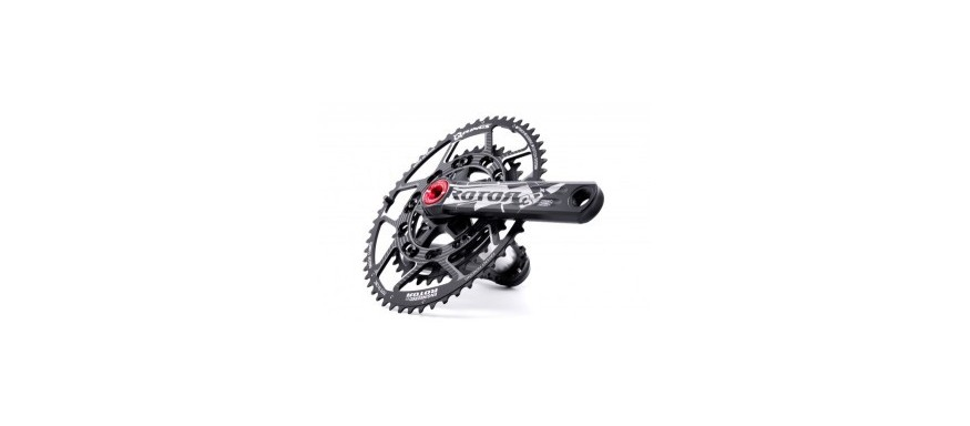 Crankset, rings and botton Road