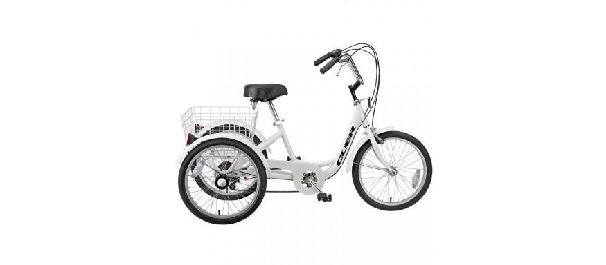 Triciclos y Tandem